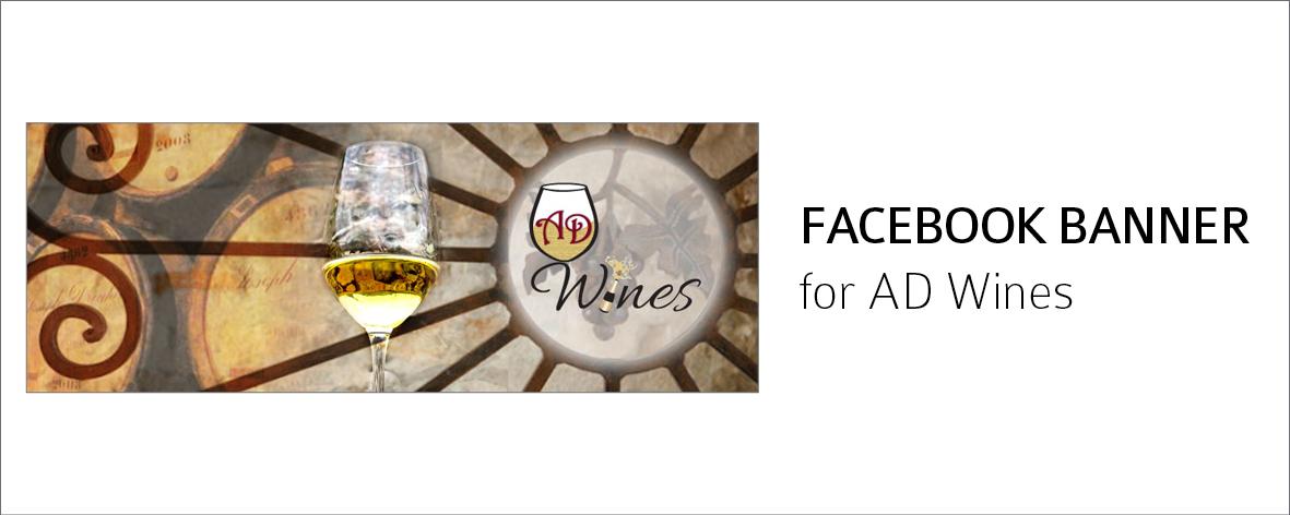 AD Wines FB Banner