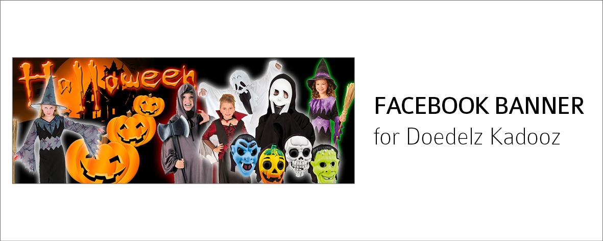 Doedelz Halloween FB Banner